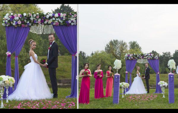 Свадебный клип, Иван и Мария