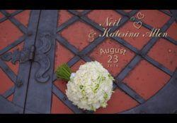 Свадебный клип, Neil & Katerina