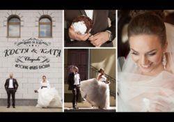 Свадебный тизер, Костя и Катя