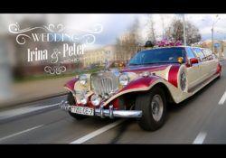 Свадебный тизер,  Irina & Peter