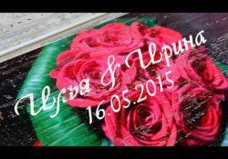 Свадебный тизер, Илья и Ирина